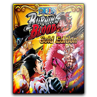 One Piece Burning Blood Gold Edition by Mugiwara40k