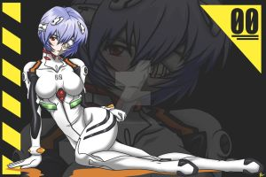 Rei Ayanami by Madcatstudios