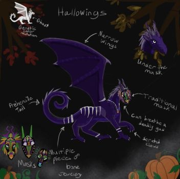 Hallowings Contest Entry by WildlifeWorld