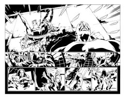 Xfactor 37 inks 15 16 by Csyeung