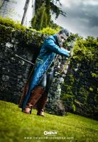 Vergil Sparda Devil May Cry 3 by Calendario-Cosplay
