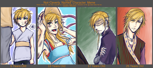 character age meme by riotycurls