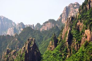 Yellow Mountains by Wenxie