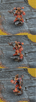 Vintage 1989 Lord Of Khorne #2 by Minisnatcher