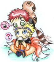 Gaara wants some onigiri... by Gaara-x-Naruto-Club