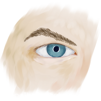JackSepticEye's... eye.. by CrepeThePancake