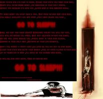 Jeff the Killer's Lullaby by AyanaRin
