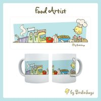 BS - Food Artist by arwenita