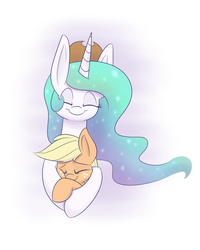 Hugging the sun by Heir-of-Rick