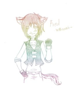 Fred 1 by naochandoodles