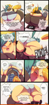 Revenge is a Dish Best Served Aplenty page 4 -END- by Trinity-Fate