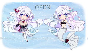 CLOSED Human to Mermaid Auction Adopt by AJRoanoke