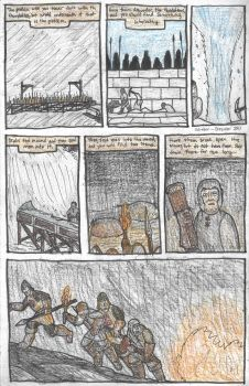 Le Morte D'Arthur: Page 7 by DWestmoore