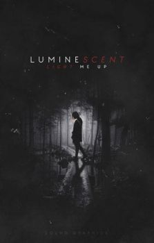 Luminescent | Wattpad Cover by miserableyouth