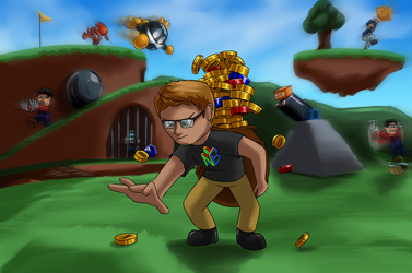 Coinboi by superstupidy
