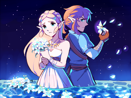 Breath of the Wild by aquanut