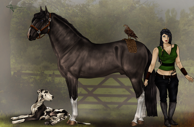 SWS Narcotic - SOLD / Naty/Horus/Aslan by CalyArt