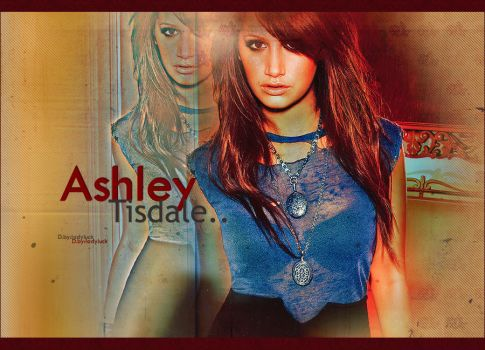 Ashley Tisdale by ladyluck-102
