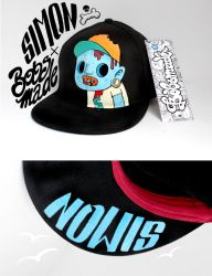 Zombie Cap by Bobsmade