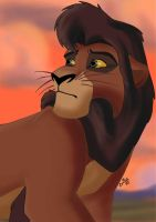 Kovus Choice - Lion King 2 by cowgirlem