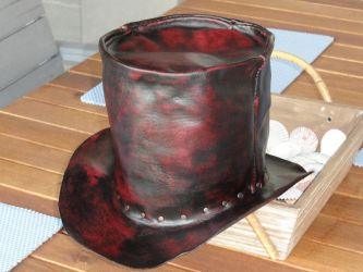 First Steampunk Top Hat by MickeyFlint