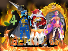Germa 66 (One Piece CH. 869) by FanaliShiro