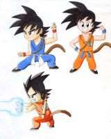 MORE GOKU by QuesoGr7