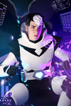Shiro Cosplay ~ VOLTRON Legendary Defender by Yamato-Leaphere