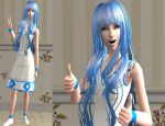 The Sims 2 - Ika Musume Download by Cinzia-chan