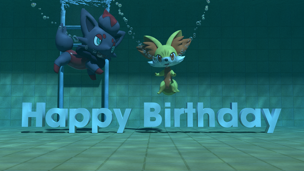 BD Gift for DeathMetalWeavile201 by kuby64