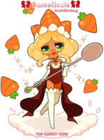 SWEETICALS-C: The Carrot Cake by ScarletDestiney