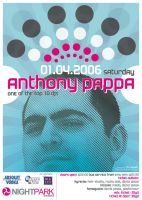 anthony pappa printed by cajgat