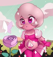 Little Pink Diamond. by chacrawarrior