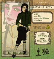 RC: Fei Xiao Long by Vixii