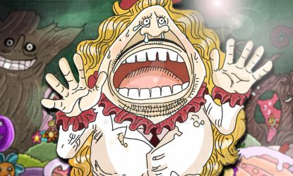 One Piece Chapter 831+ The Seducing Woods Pound