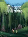Fantastic Tales of Nothing - Mockcover by fydraws