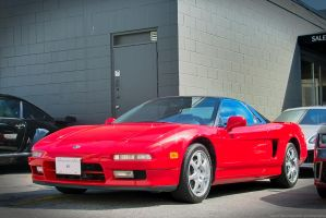 Classic NSX by SeanTheCarSpotter