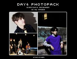 DAY6 Photopack - Every DAY6 December by 4thcypher