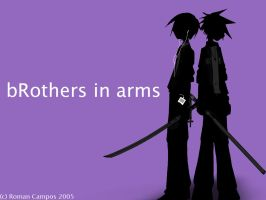 brothers in arm 2.0 by mell0w-m1nded