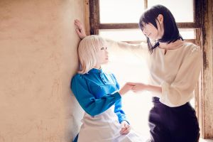 Howl's Moving Castle - Happy ending by Sakina666