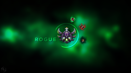 WoW: Rogue by Xael-Design