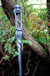 Skyrim: WabbaJack Staff by JarmanProps