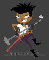 BALJEET FOR HALEY by natcakes