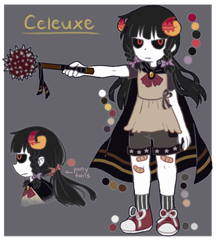 Celeuxe reference by Azurane