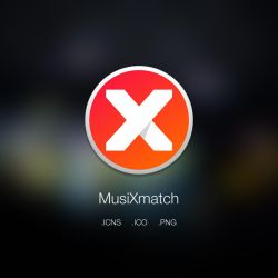MusiXmatch for Yosemite by stupida08