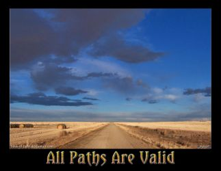 All Paths Are Valid by ShyloLove