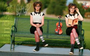 Lindsey Stirling_Nerdy by juztkiwi