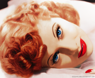 I love Lucy by GuddiPoland