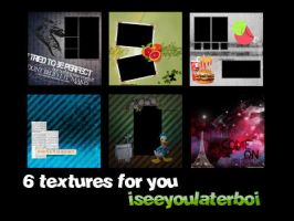 Pack Texture XXI by Iseeyoulaterboi