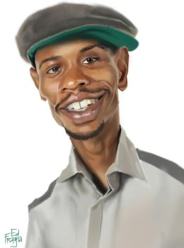 Dave Chappelle Bitches by Frayna77